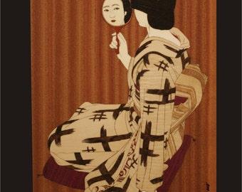 Wall Decor, Japanese Art