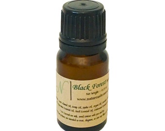 Black Forest Beard Oil | Beard Conditioner | Beard Care | Beard Grooming | Gift For Him | Fathers Day Gift | Free Shipping | Vegan