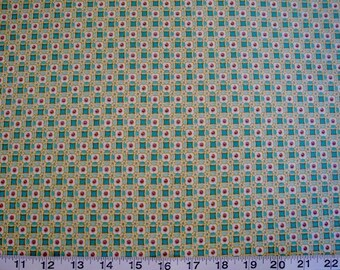 The Parvaneh Collection for Quilting Treasures  Geometric print Sold by the Half Yard