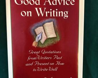 Good Advice on Writing by William Safire, Leonard Safir