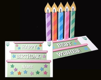 Greeting cards homemade birthday cards interactive birthday birthday greeting cards interactive birthday cards handmade birthday cars m4hsunfo