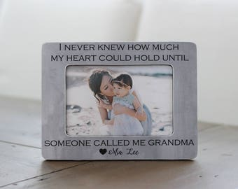 Personalized Gift for Grandmother | Grandma Gift | Mothers Day Gift | Gift for Grandma | Someone Called Me Grandma Quote