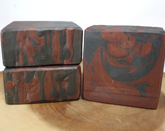 Pipe Smoke Scented Hand Crafted Cold Process Soap