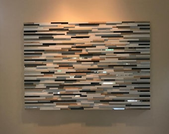 White Wall Art, Wood Wall Art, Wall Art, Abstract Art, Home Decor, Wood Art, Wood Sculpture, Modern Wood Art, Modern Wall Art, Modern Art