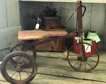 Primitive Tricycle