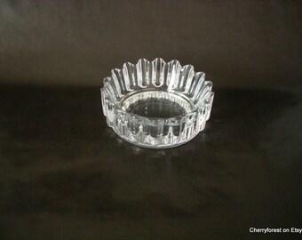 "Orrefors  ""Princess"" bowl, by Sven Palmqvist, signed. 17 cm , Scandinavian interior decor details"