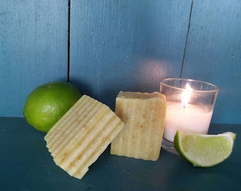 Lime Soap (Unscented)