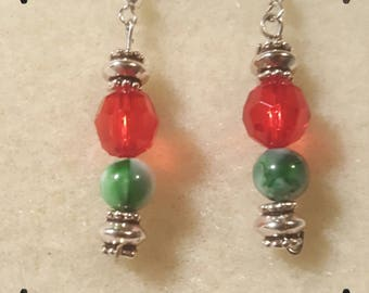 Christmas plus any occasion earrings