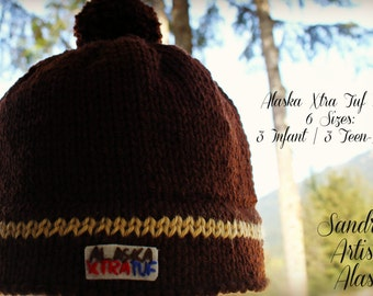 ALASKA XTRA TUF Hats (Adult-Youth-Sizes)