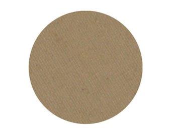 Ivy League, 26 mm Pressed Matte Eyeshadow, Medium Olive Green, Pressed Mineral Eyeshadow