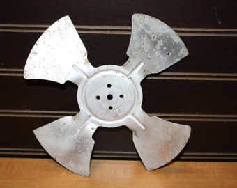 Aluminum Fan Blades - item #2922