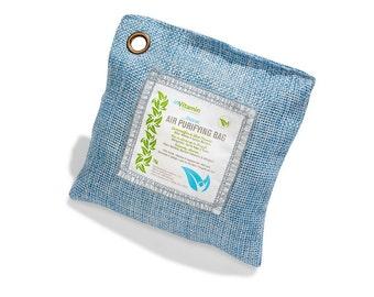Natural Charcoal Air Purifying Bags, 75g (Small)