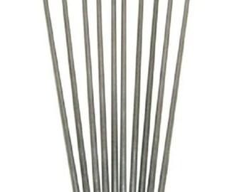 """4 Pcs Big Hole Mandrels 3/16"""" - lampworking tool"""