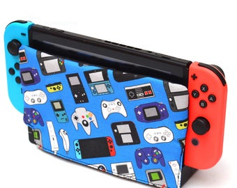 Videogame controllers - Nintendo Switch dock cover / dock sock