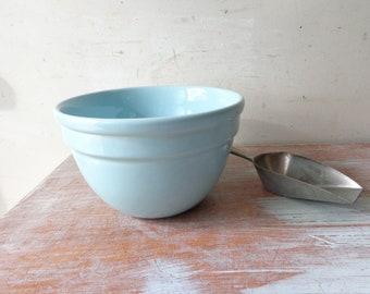 Vintage Pastel Blue Fowler Ware Bowl - Petit