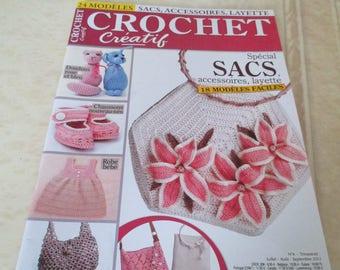 Book accessories crochet patterns