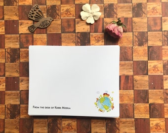 25 cards - Custom Note Cards for Adults