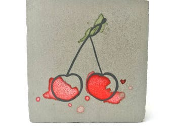 Concrete Concrete Cherry
