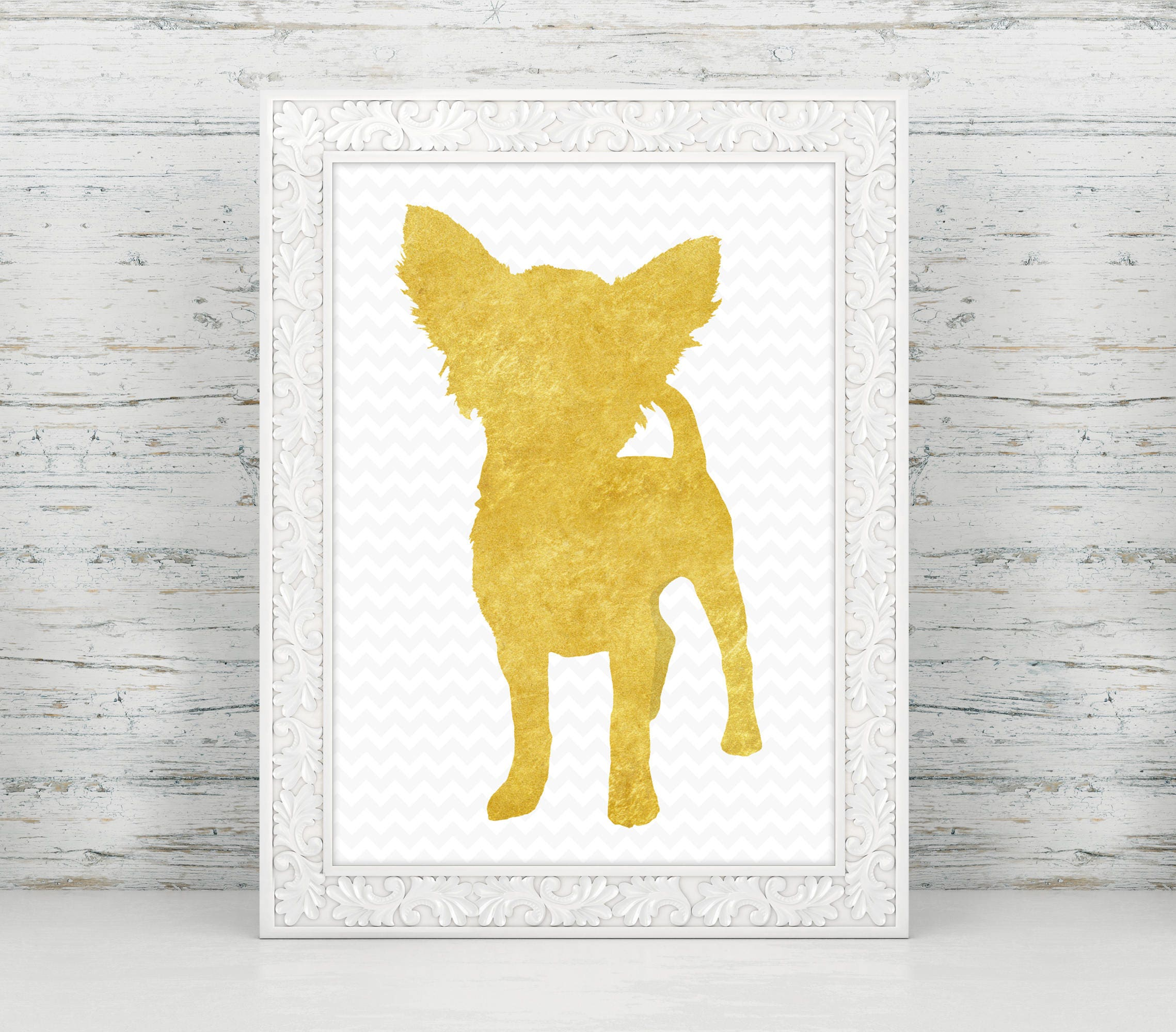 Chihuahua Art / Chihuahua / Chihuahua Print / Chihuahua Gifts