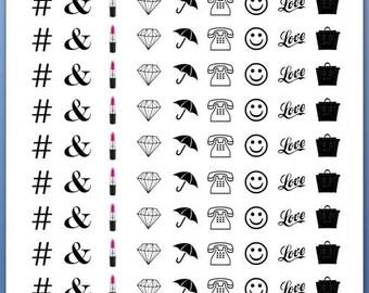 117 planner stickertje activity, modern, synchronized swimming