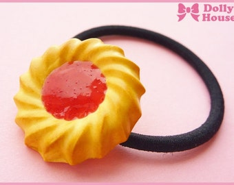 Jam Cookie scrunchy by Dolly House