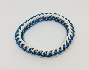 Stretchy Half Persian Bracelet