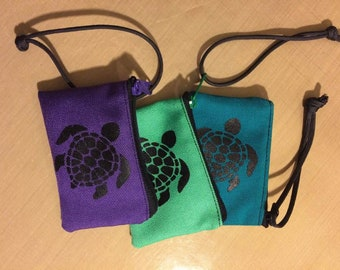 Sea Turtle Zip-cases