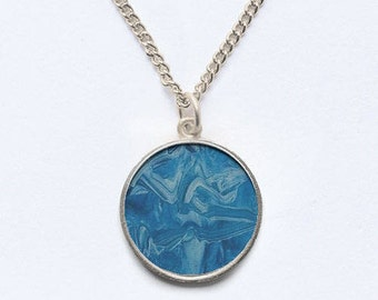 Arctic Blue Necklace