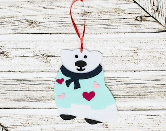 Polar Bear Craft Kit