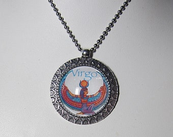 Virgo with Chain