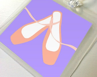 BALLET Luggage Tag