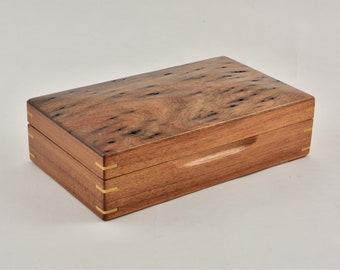 Jewellery Box, Jewellery storage, Cufflink Box, gift for her, gift for him.