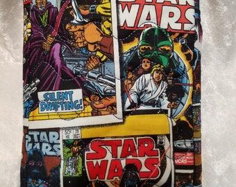 Star Wars Potholder/comic/darth vaader/book/hotpad
