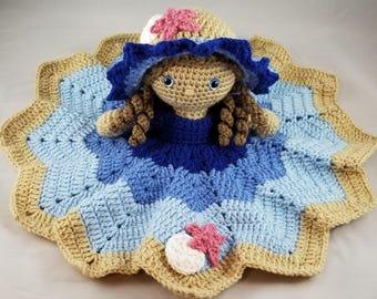 JJ Lovey - Fun at the beach crochet pattern