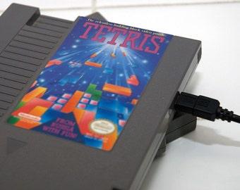 NES Hard Drive - Tetris