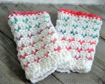 Baby legwarmers, crocheted legwarmers, leg warmers, handmade legwarmers