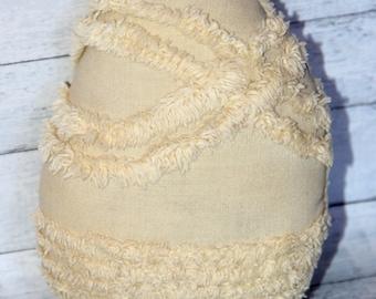 Chenille Easter Egg Primitive Bowl Filler (HAFAIR)