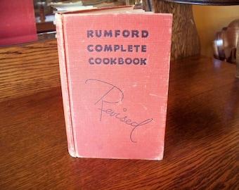 Rumsford Complete Cookbook