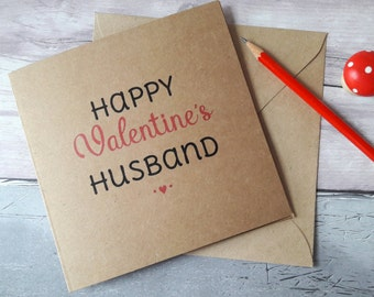 Husband valentines cards, valentines day cards for him, valentines day cards for husband, happy valentine's day, husband love cards