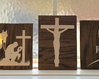 Jesus Wall Collage-Set of 5