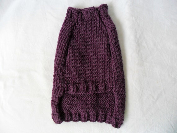 Best Knit Dog Sweater Easy Image Collection