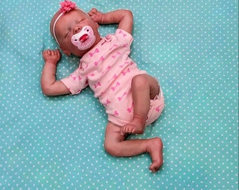 Realborn Baby, Reborn Pacifier, Magnetic Pacifier or Putty Pacifier, Doll Pacifier, Reborn Accessories, Reborn Baby Dolls, Full Body Reborn
