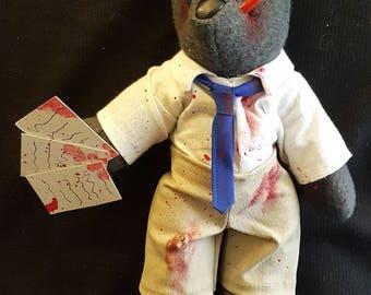 Zombie Accountant/Business Bear