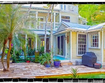 Key West Home, Old Town