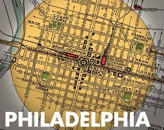 Philadelphia City 1929