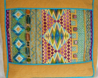 Tropical Jazz Needlework Complete Kit