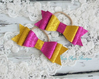 Sparkle Hair Bands, Bobbles, Girls Bands, Girls Hair Accessories
