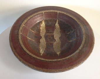 1970's Studio Pottery Bowl