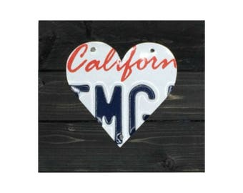 Homesick Gift - Graduation Gift - High School Graduation Gift - Long Distance Relationship Gift - Traveling souvenir - California Sign