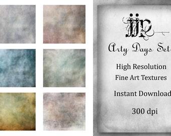 Arty Days Fine Art Textures - Set 1